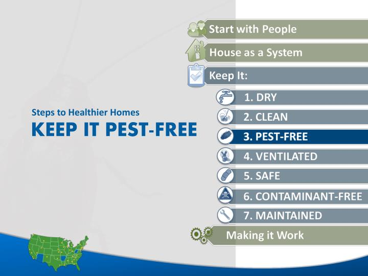 Keep it pest free