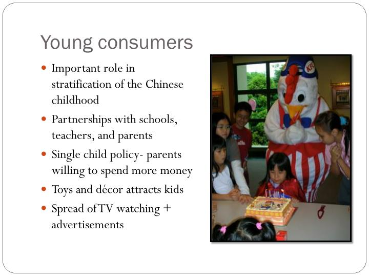 Young consumers