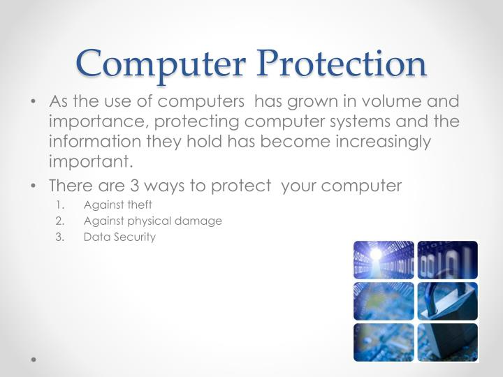 Computer Protection