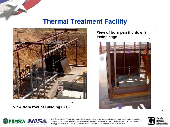 Thermal Treatment Facility