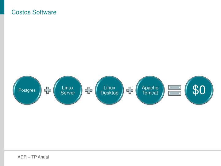 Costos Software