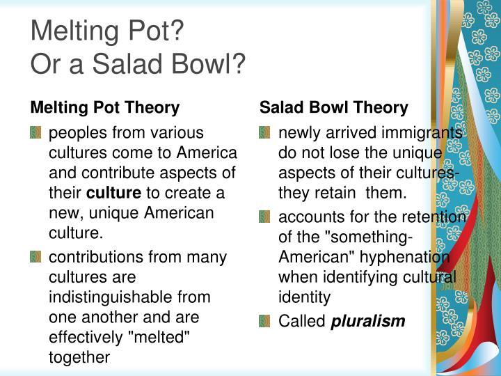 Melting Pot?