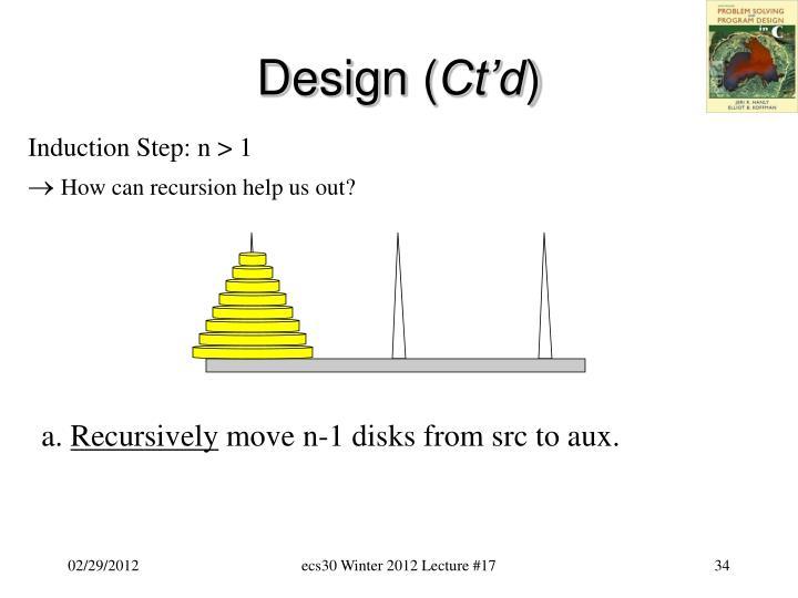 Design (