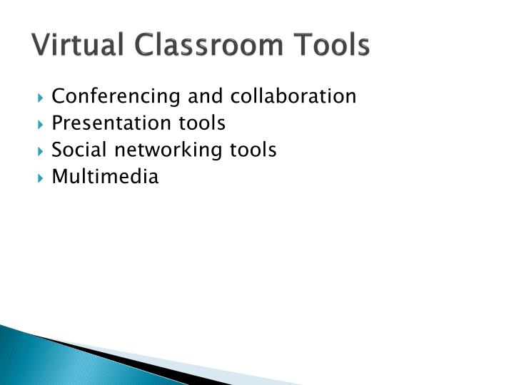 Ppt Designing Traditional Classroom For Virtual