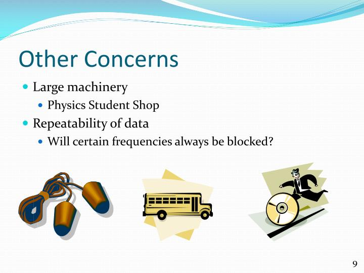 Other Concerns