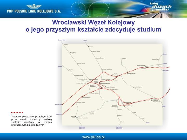 Wrocawski Wze Kolejowy