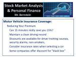 stock market analysis personal finance mr bernstein3