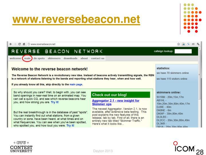 www.reversebeacon.net