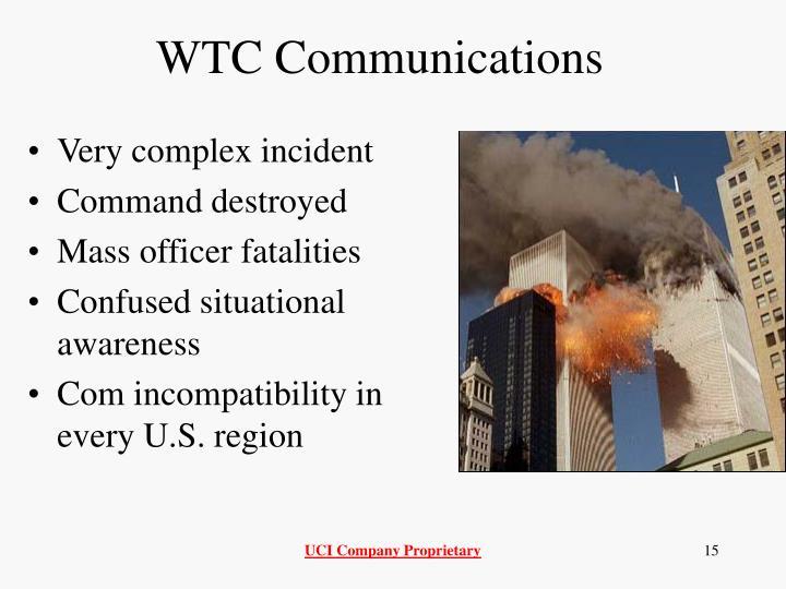 WTC Communications