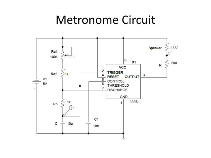 Metronome Circuit