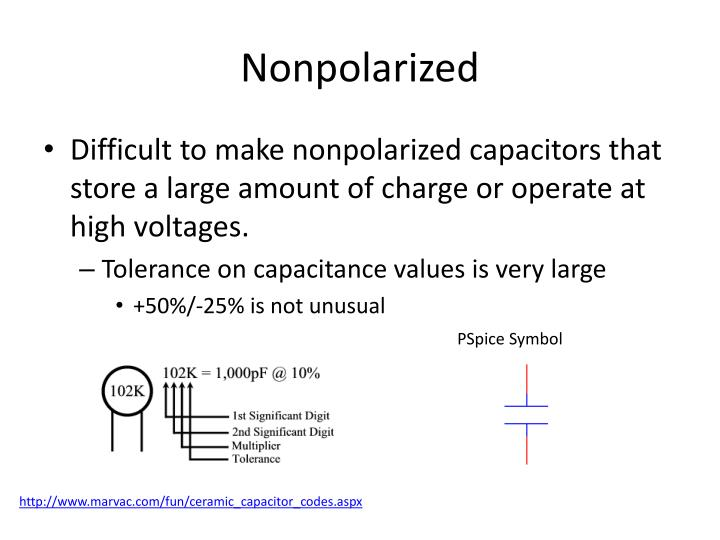 Nonpolarized