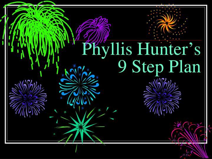 Phyllis Hunter's
