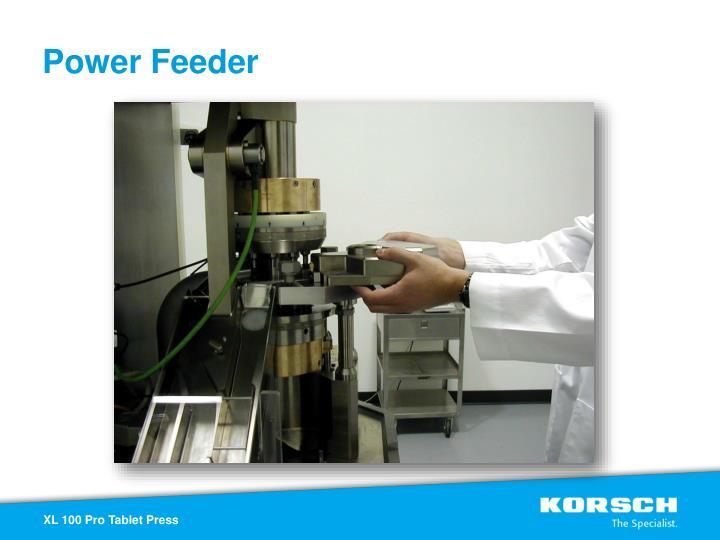 Power Feeder