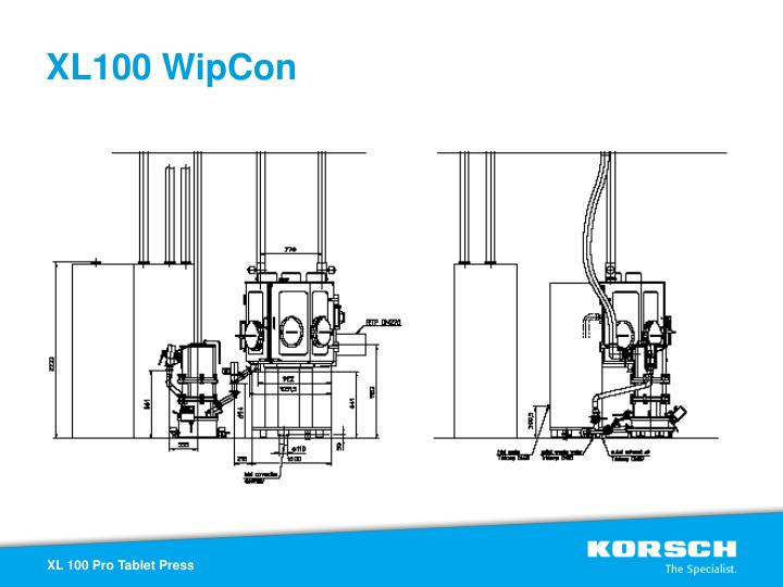 XL100 WipCon