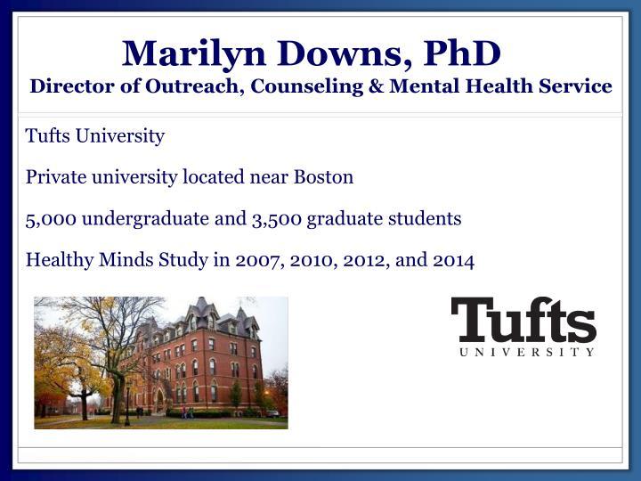 Marilyn Downs, PhD