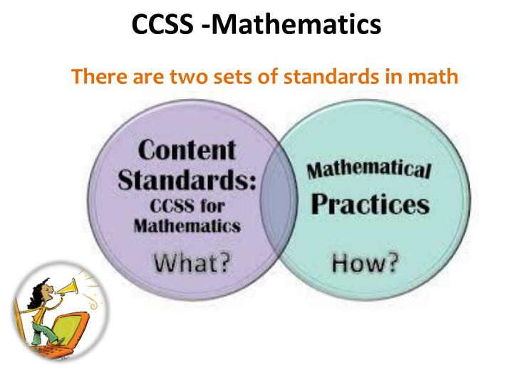 CCSS -Mathematics