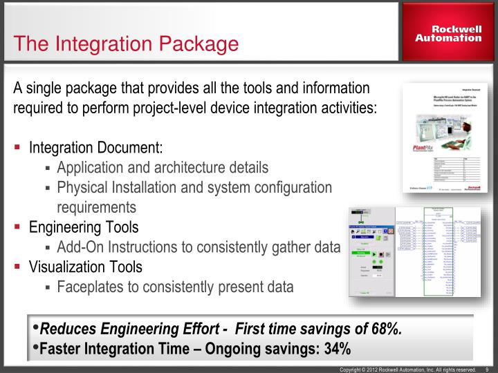 The Integration Package