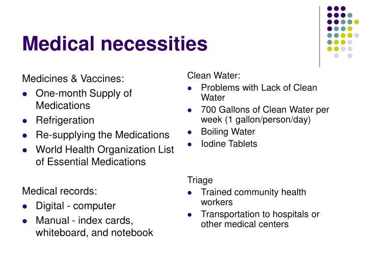 Medicines & Vaccines: