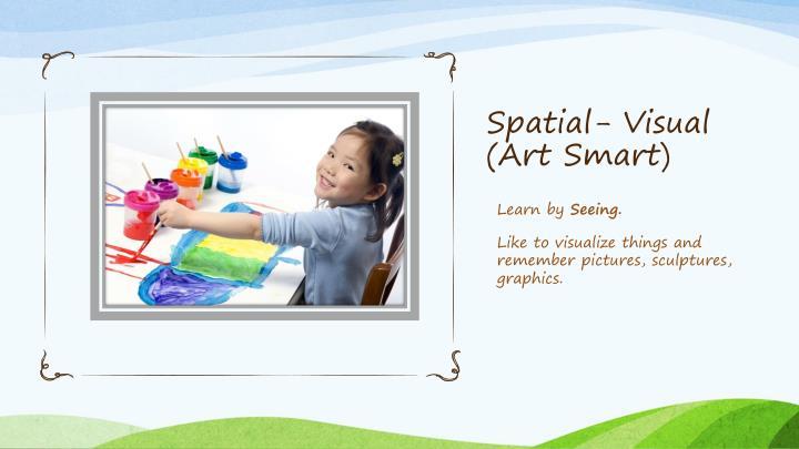 Spatial- Visual
