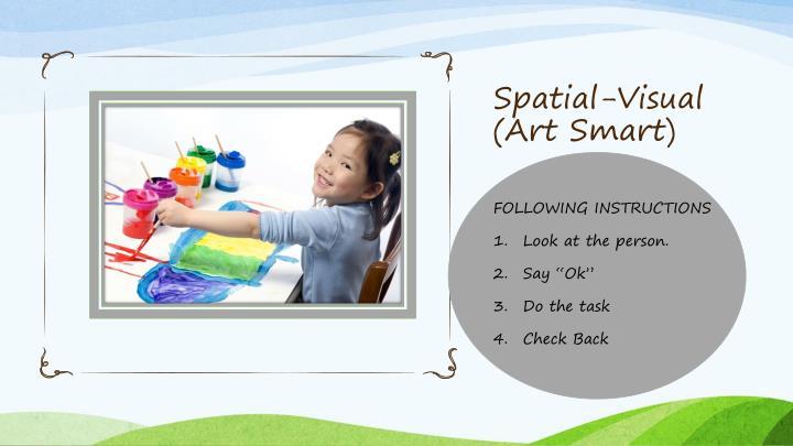 Spatial-Visual