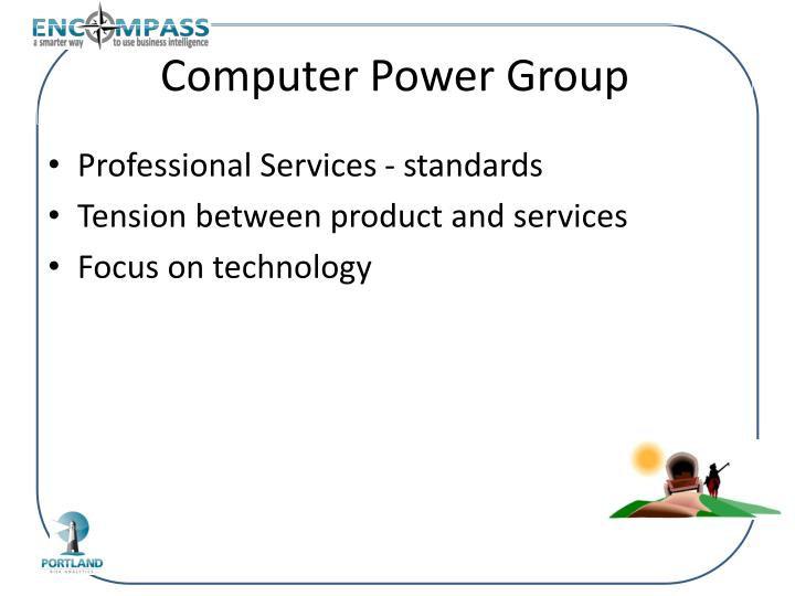 Computer Power Group