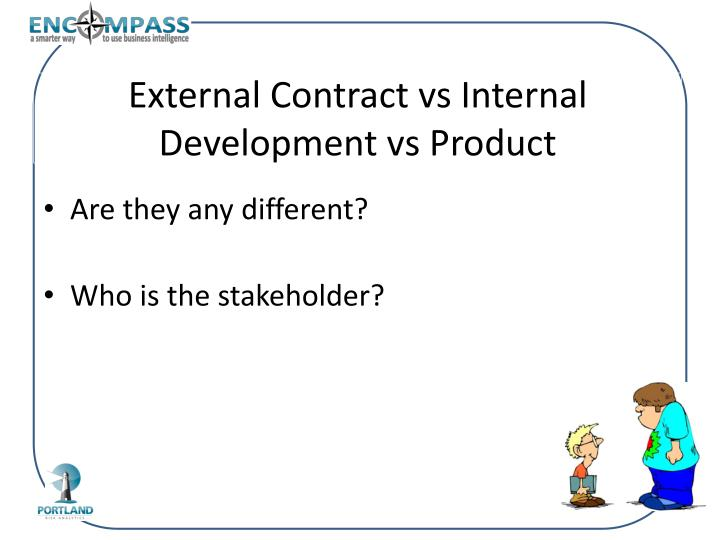 External Contract