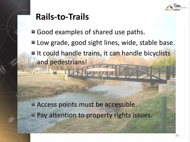 Rails-to-Trails