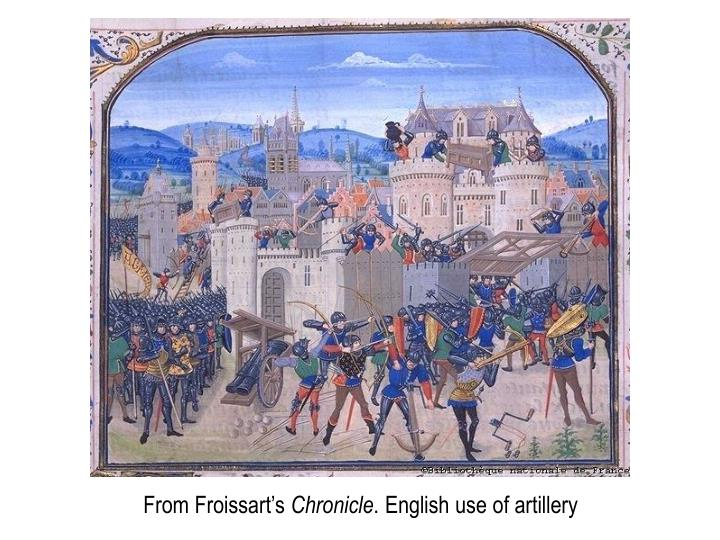 From Froissart's