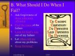 b what should i do when i fail1
