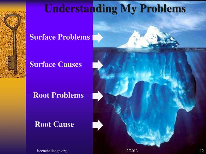 Understanding My Problems
