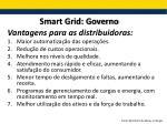 smart grid governo1