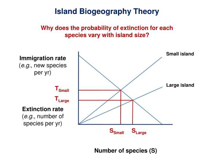 Island Biogeography Theory