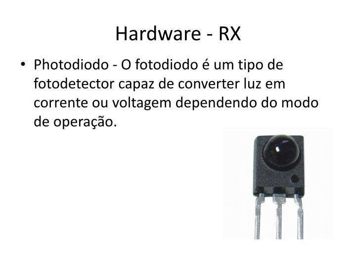 Hardware - RX