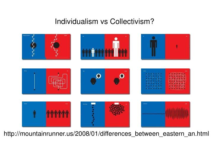Individualism vs Collectivism?