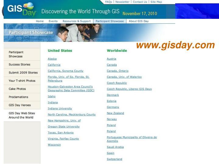 www.gisday.com