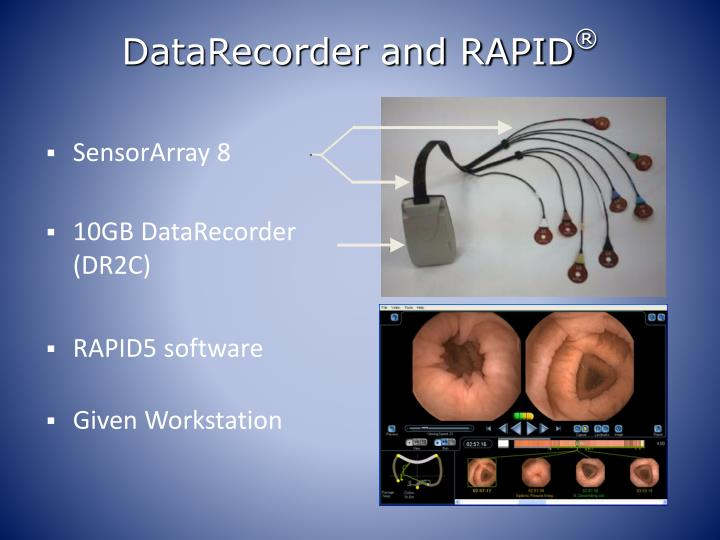 DataRecorder and RAPID