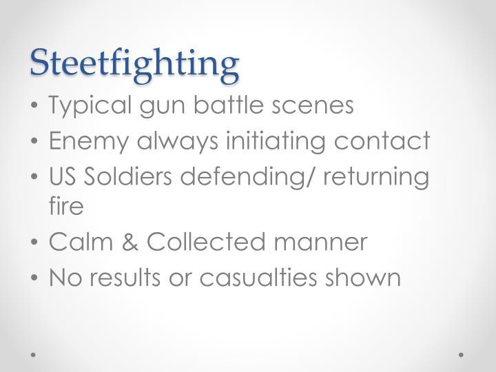 Steetfighting