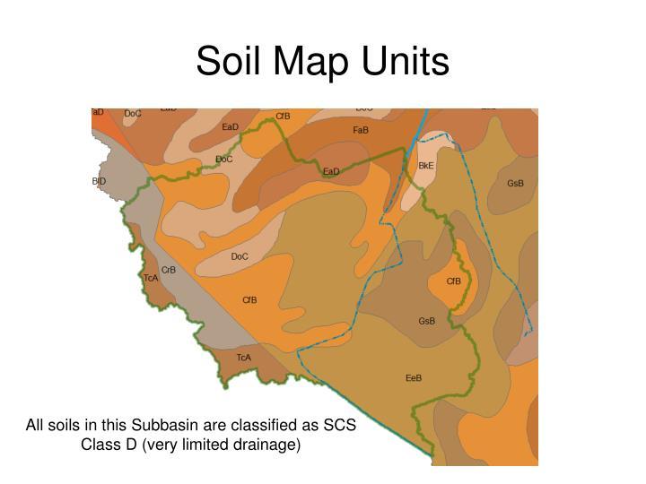 Soil Map Units
