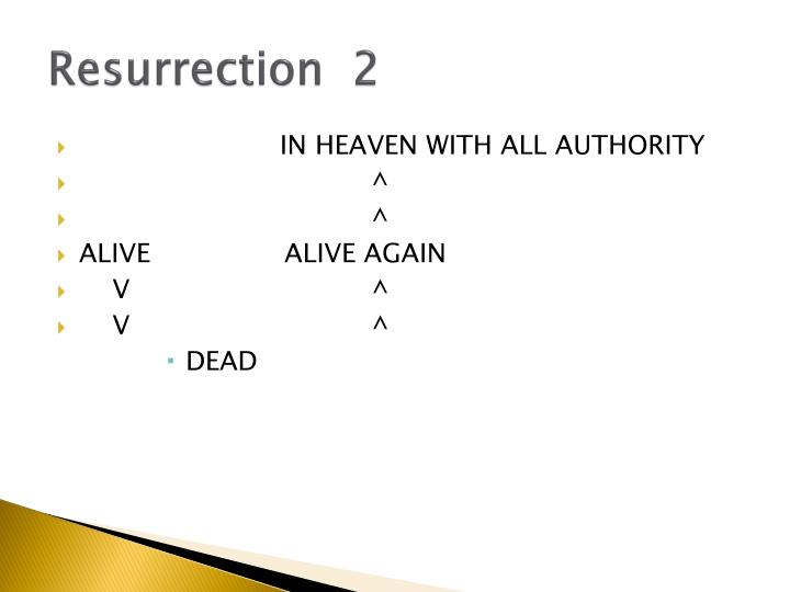 Resurrection  2