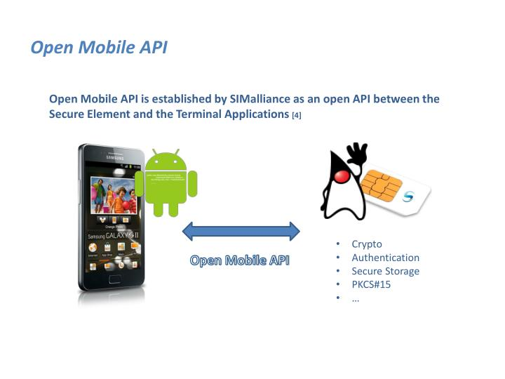Open Mobile API