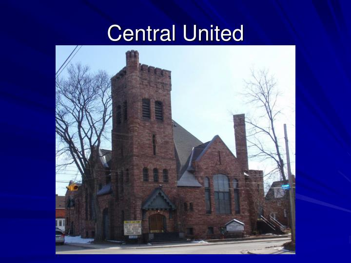 Central United