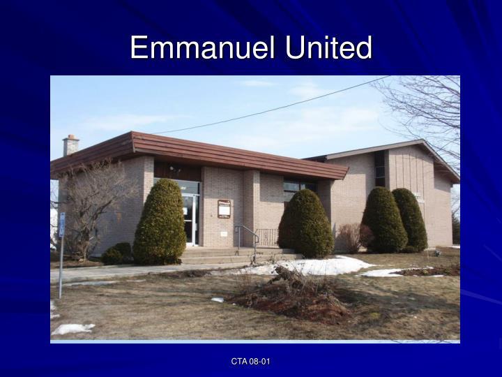 Emmanuel United