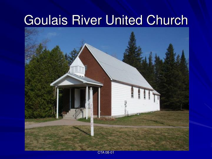 Goulais River United Church