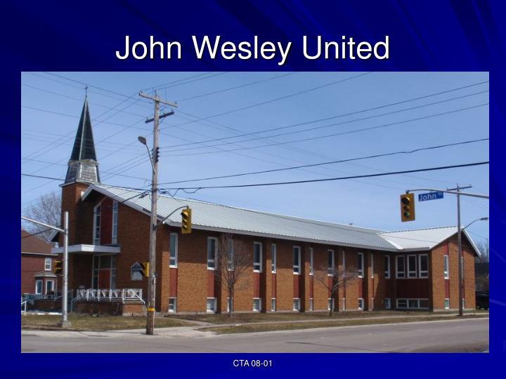 John Wesley United