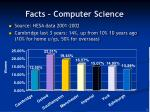 facts computer science