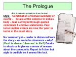 the prologue1