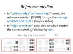 reference median