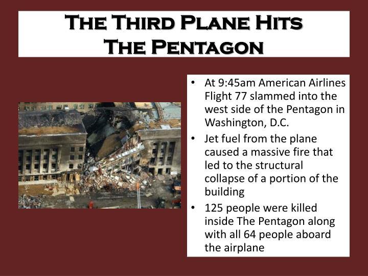 The Third Plane Hits