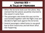 united 93 a tale of heroism1