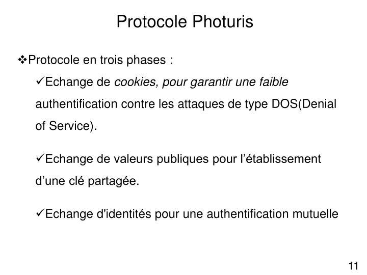 Protocole Photuris